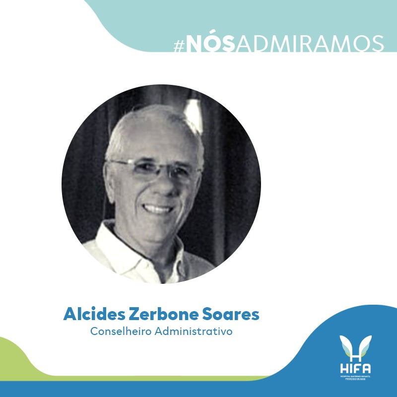 Pessoas de bem: Conselheiro Alcides Zerbone