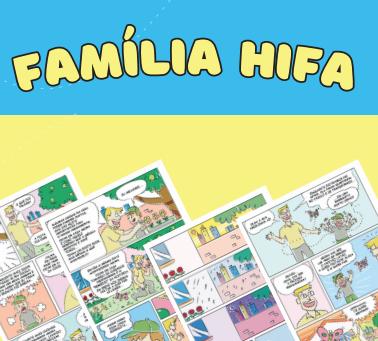 Mês da criança no HIFA: A alegria e a imaginação irão brincar