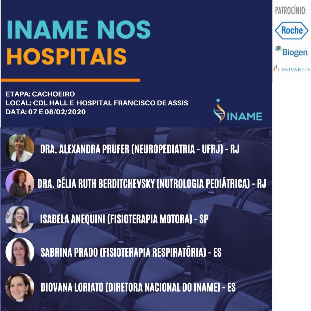 Últimas vagas para participar da capacitação em tratamento de pacientes com AME