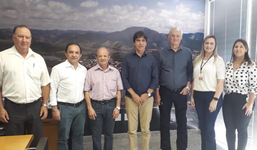 Melhorias na Saúde de Guarapari é pauta de reunião do HIFA com Prefeito da cidade