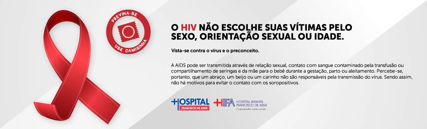 Luta conta a AIDS