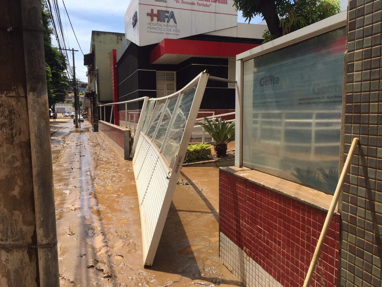 HIFA calcula prejuízo de meio milhão com as enchentes